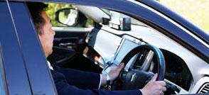 安心安全の運転技術