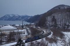 鉄道写真撮影スポット(豊浦町・撮り鉄)