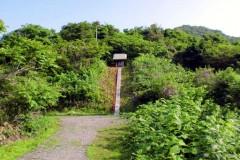 カムイチャシ公園(アイヌ史跡公園)