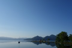 【洞爺湖】 美しく静寂な洞爺湖北岸
