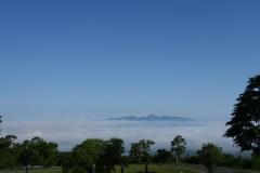 ウインザーホテル洞爺からの雲海