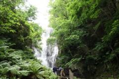 洞爺湖畔の森林浴と湖畔浴の散歩