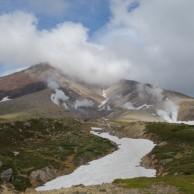 旭岳2291mの散策と高山植物